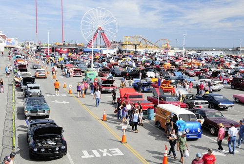 Ocean City Car Show 2020.Endless Summer Cruisin Ocean City Md Event Promotions